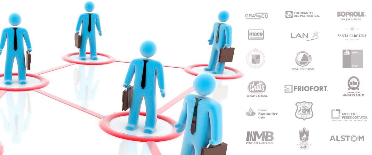 Somos la solución a entidades de diversos sectores.